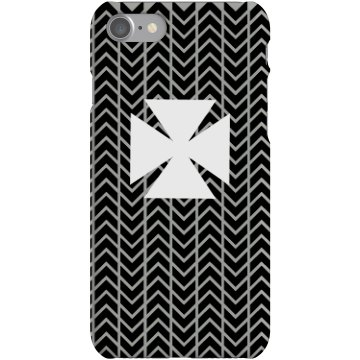 Custom Cross iPhone Case