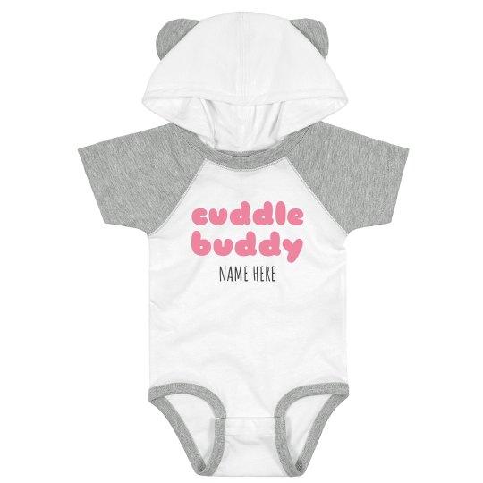 Custom Cuddly Bodysuit
