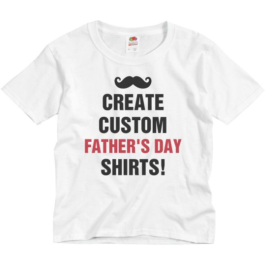 Custom Dad Shirts
