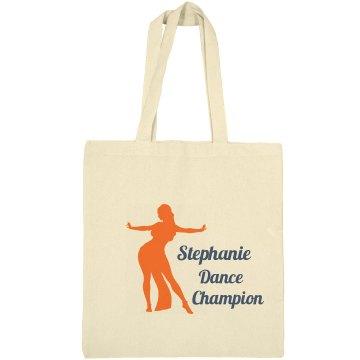 Custom Dance Bag Tote