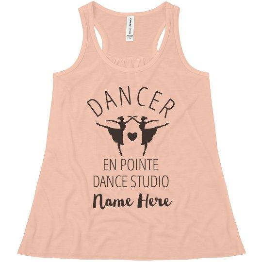 Custom Dance Company With Name