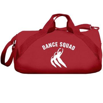 Custom Dance Squad Bag