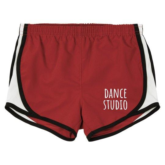 Custom Dance Studio Name
