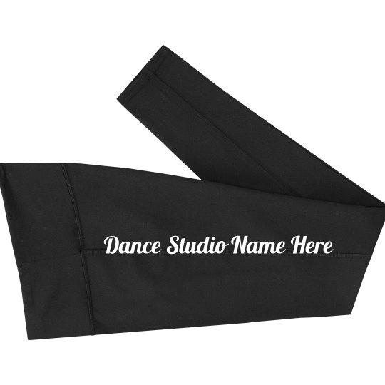 Custom Dance Studio Practice Tights