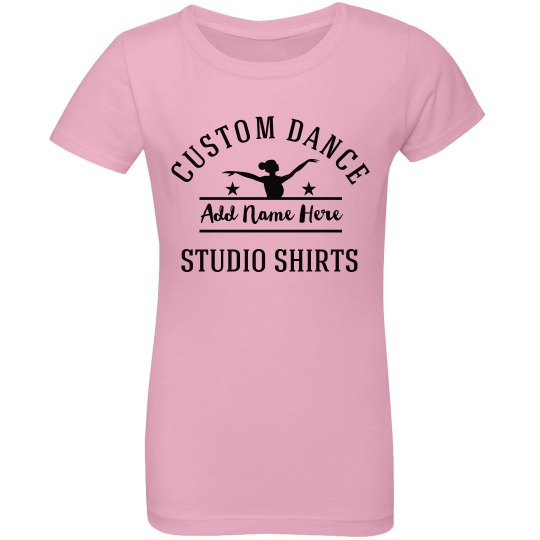 Custom Dance Studio With Name