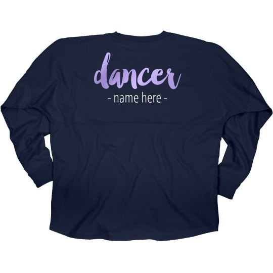 Custom Dancer Hooded Shirt