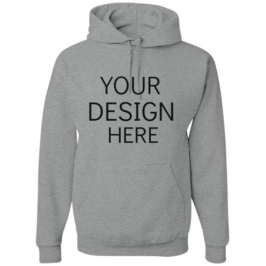 Custom Design Cozy Hoodie
