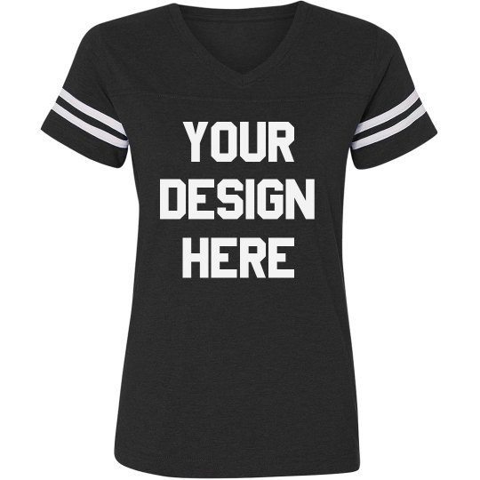 Custom Design Sports Mom Apparel