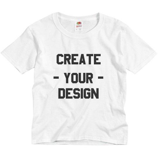 Custom Design Tee