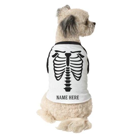 Custom Dog Skeleton