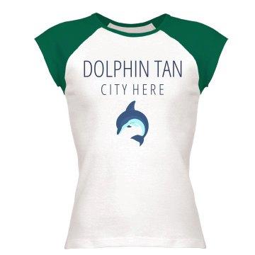 Custom Dolphin Salon