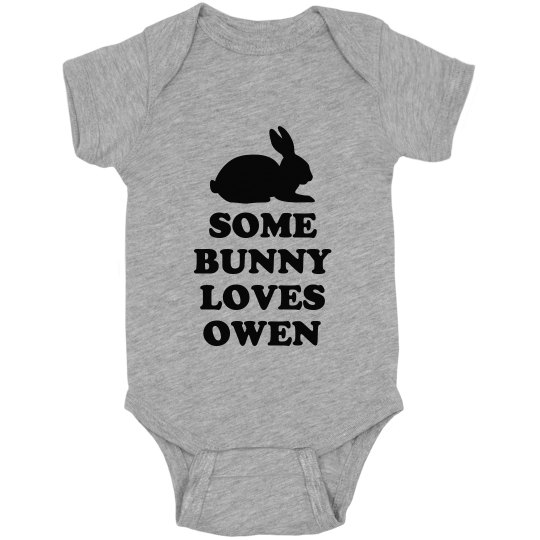 Custom Easter Bunny Design