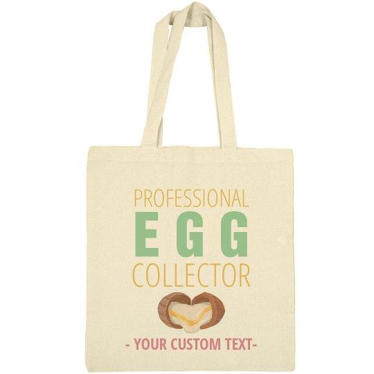 Custom Easter Egg Collector