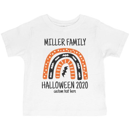 Custom Family Halloween Matching Tees