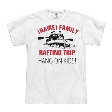 Custom Family Rafting Trip