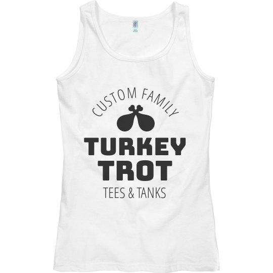 Custom Family Turkey Trot Run