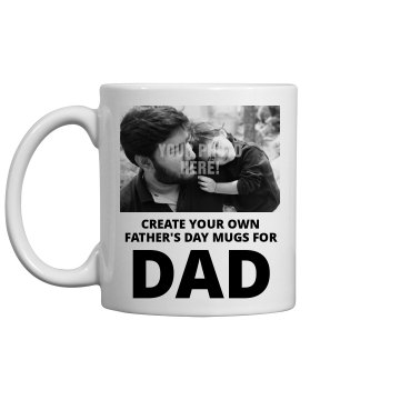 Custom Father's Day Photo Gift