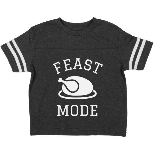 Custom Feast Mode For Thanksgiving