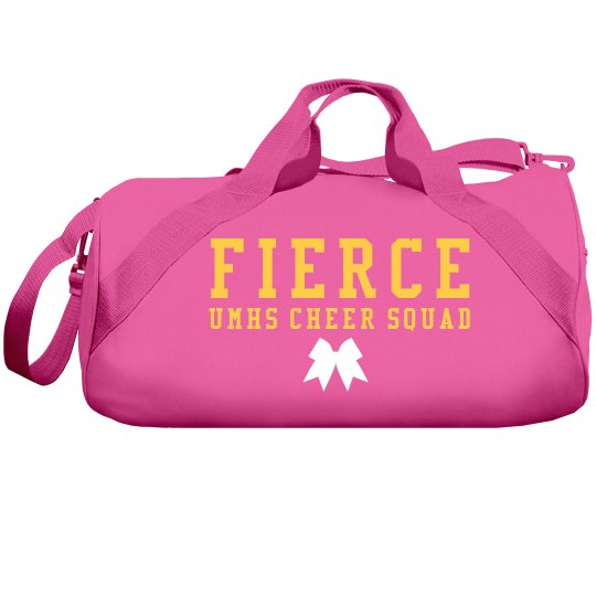 Custom FIERCE Cheer