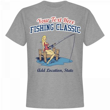 Custom Fishing Classic shirt