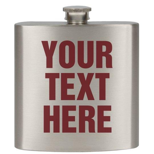 Custom Flask Gifts