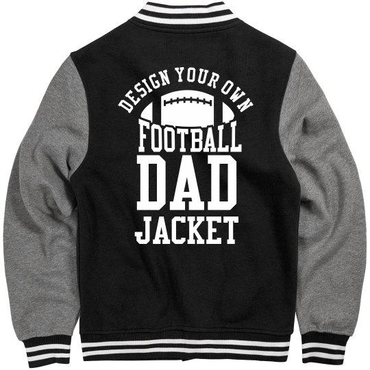 Custom Football Dad