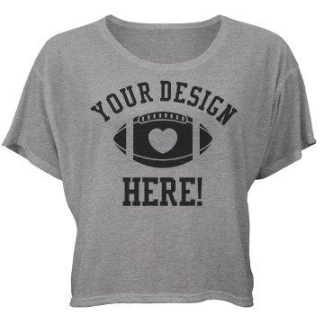 Custom Football Design