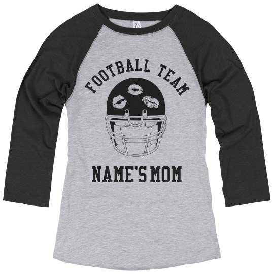 Custom Football Team Name