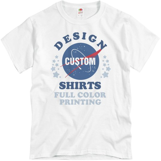 Custom Full Color Shirts