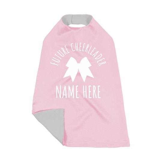 Custom Future Cheerleader Toddler