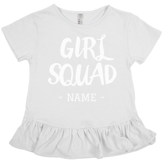Custom Girl Squad
