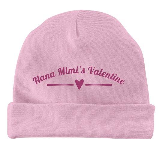Custom Grandma's Little Valentine
