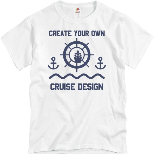 Custom Group Cruise Vacation Tees
