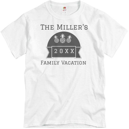 Custom Group Family Vacation