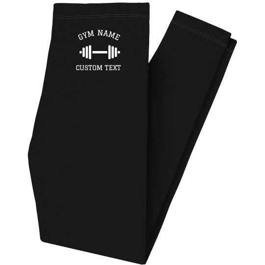 Custom Gym Studio Leggings