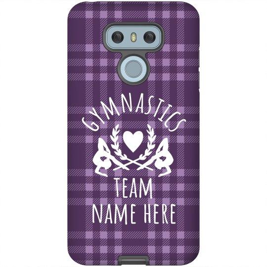 Custom Gymnastic Phone Case