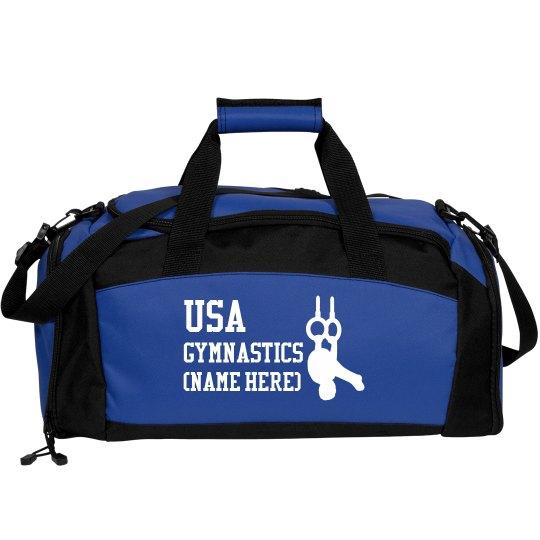 Custom Gymnastics Bag