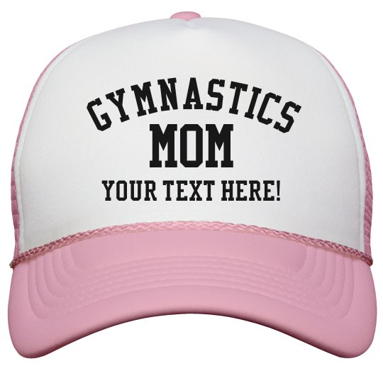 Custom Gymnastics Mom Pride