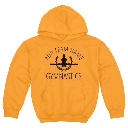 Custom Gymnastics Team Name Kids