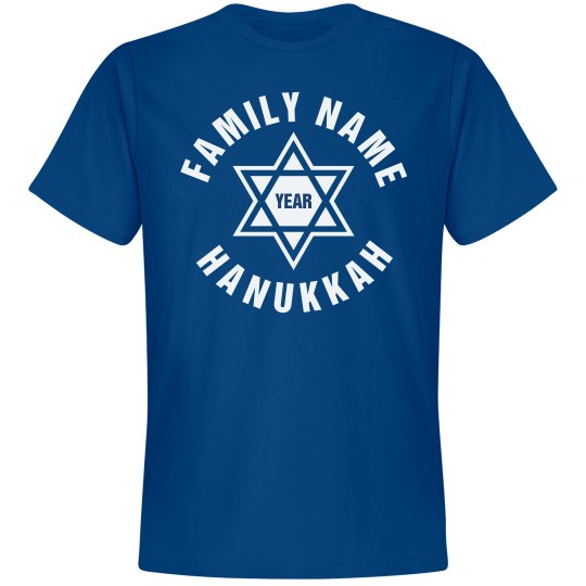 Custom Hanukkah Party