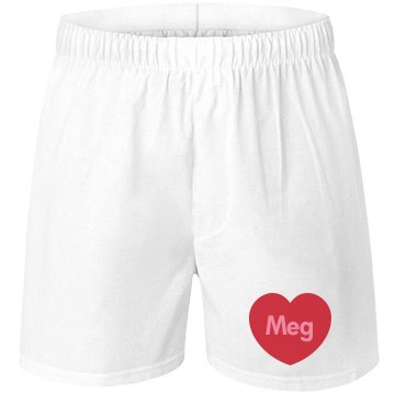 Custom Heart Boxers