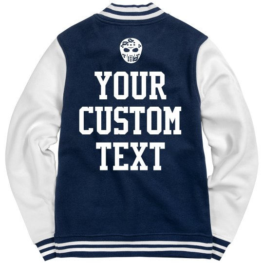 Custom Hockey Girlfriend