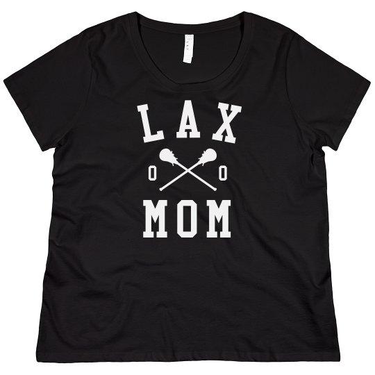 Custom I'm An LAX Mom