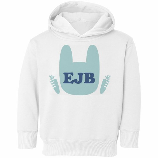 Custom Initials Toddler Sweatshirt
