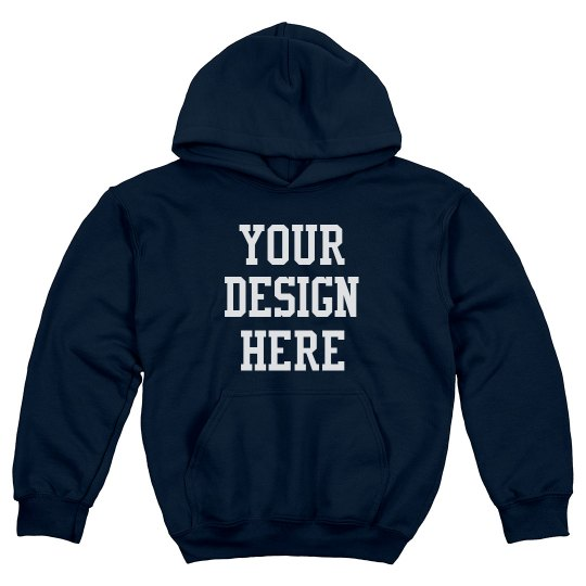 Custom Kids Sports/Football Hoodies