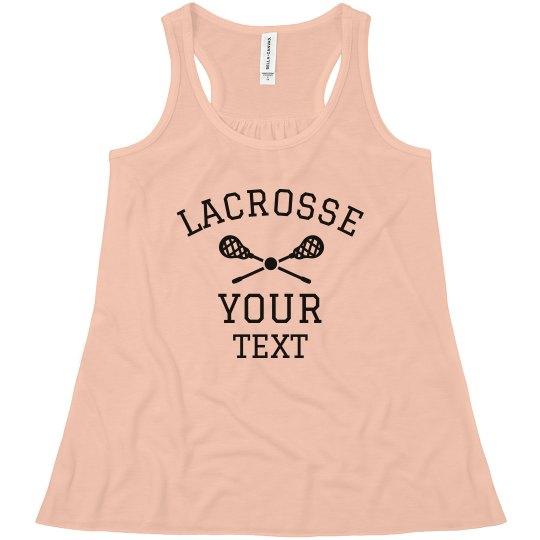 Custom Lacrosse Kids Tank