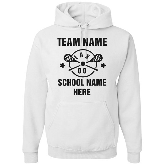 Custom Lacrosse Team & School