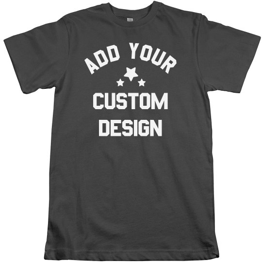 Custom LAT Apparel Unisex Tee