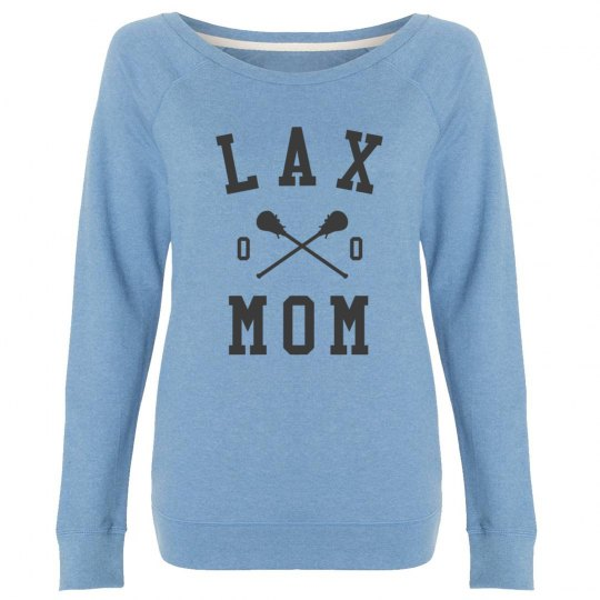 Custom Lax Mom Comfy Crew