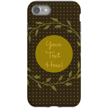 Custom Leaf Design